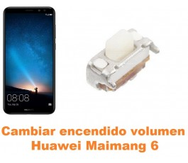 Cambiar encendido y volumen Huawei Maimang 6