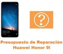 Presupuesto de reparación Huawei Honor 9i
