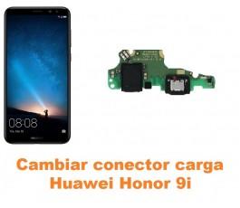 Cambiar conector carga Huawei Honor 9i