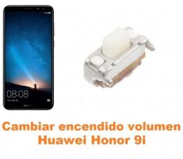 Cambiar encendido y volumen Huawei Honor 9i