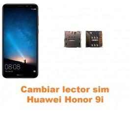 Cambiar lector sim Huawei Honor 9i