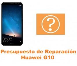 Presupuesto de reparación Huawei G10