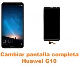 Cambiar pantalla completa Huawei G10