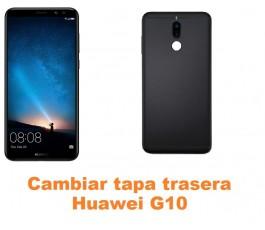 Cambiar tapa trasera Huawei G10