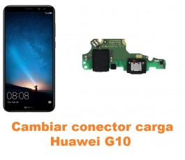 Cambiar conector carga Huawei G10