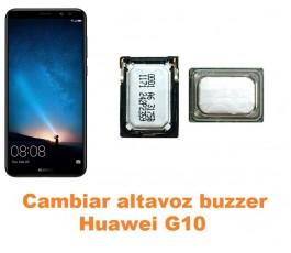 Cambiar altavoz buzzer Huawei G10