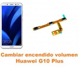 Cambiar encendido y volumen Huawei G10 Plus