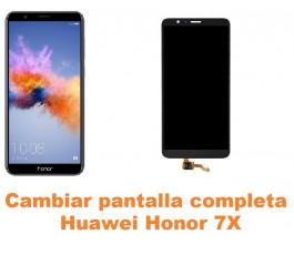 Cambiar pantalla completa Huawei Honor 7X