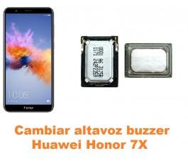 Cambiar altavoz buzzer Huawei Honor 7X