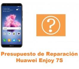 Presupuesto de reparación Huawei Enjoy 7S