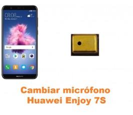 Cambiar micrófono Huawei Enjoy 7S