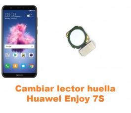 Cambiar lector huella Huawei Enjoy 7S