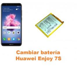 Cambiar batería Huawei Enjoy 7S