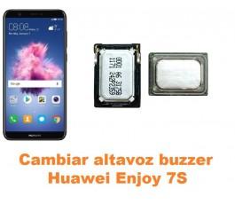 Cambiar altavoz buzzer Huawei Enjoy 7S
