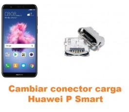Cambiar conector carga Huawei P Smart