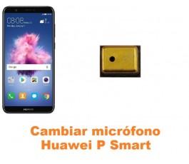 Cambiar micrófono Huawei P Smart