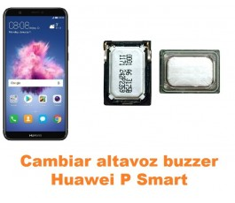 Cambiar altavoz buzzer Huawei P Smart