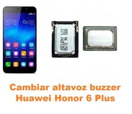 Cambiar altavoz buzzer Huawei Honor 6 Plus
