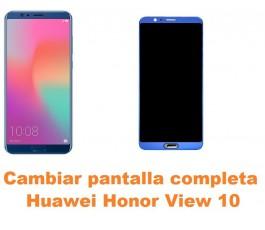 Cambiar pantalla completa Huawei Honor View 10