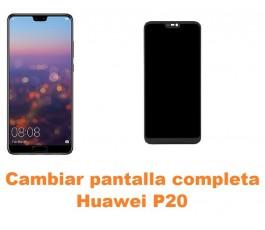 Cambiar pantalla completa Huawei P20