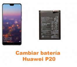 Cambiar batería Huawei P20