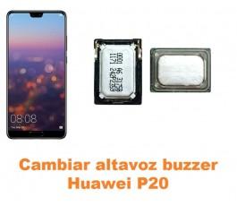Cambiar altavoz buzzer Huawei P20