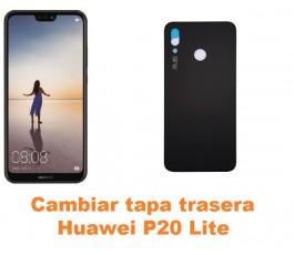 Cambiar tapa trasera Huawei P20 Lite