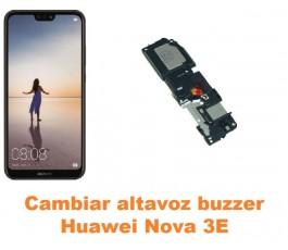 Cambiar altavoz buzzer Huawei Nova 3E