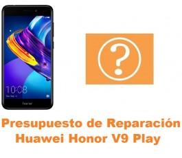 Presupuesto de reparación Huawei Honor V9 Play