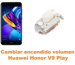 Cambiar encendido y volumen Huawei Honor V9 Play