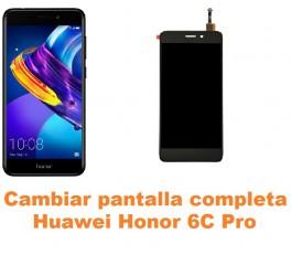 Cambiar pantalla completa Huawei Honor 6C Pro