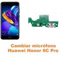 Cambiar micrófono Huawei Honor 6C Pro