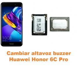 Cambiar altavoz buzzer Huawei Honor 6C Pro