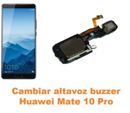 Cambiar altavoz buzzer Huawei Mate 10 Pro