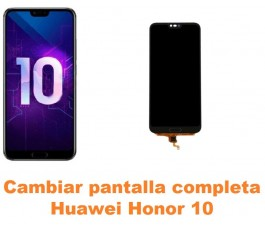 Cambiar pantalla completa Huawei Honor 10