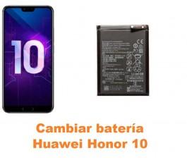 Cambiar batería Huawei Honor 10