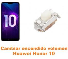 Cambiar encendido y volumen Huawei Honor 10