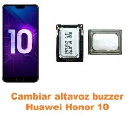 Cambiar altavoz buzzer Huawei Honor 10