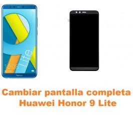 Cambiar pantalla completa Huawei Honor 9 Lite