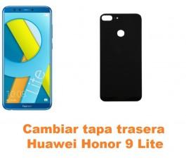 Cambiar tapa trasera Huawei Honor 9 Lite