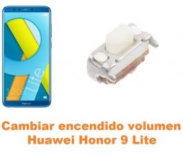 Cambiar encendido y volumen Huawei Honor 9 Lite