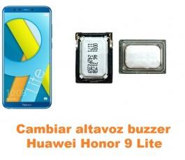Cambiar altavoz buzzer Huawei Honor 9 Lite