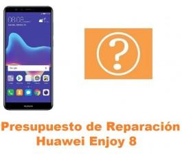 Presupuesto de reparación Huawei Enjoy 8