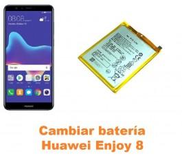 Cambiar batería Huawei Enjoy 8