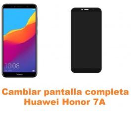 Cambiar pantalla completa Huawei Honor 7A