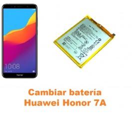 Cambiar batería Huawei Honor 7A