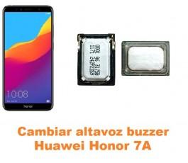 Cambiar altavoz buzzer Huawei Honor 7A