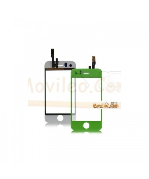 Pantalla táctil color verde para iPhone 3Gs - Imagen 1