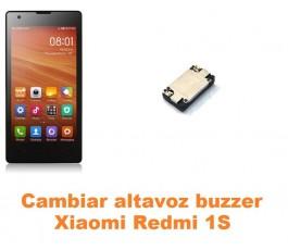 Cambiar altavoz buzzer Xiaomi Mi 1S Mi1S