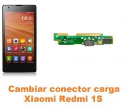 Cambiar conector carga Xiaomi Mi 1S Mi1S